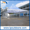 10X10m Clear Roof Marquee Pagoda Pavilion Tent for Wedding Event