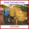 Small Electric Concrete Pump for Concrete Mixing Plant (HBTS15SA0708)