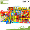 New Design Manufacturer for Children Kids Indoor Playground Indoor Wooden Slide Playground Dlid226