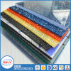 Clear Flat Building Awning Roof Material Solid PC Panel