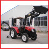 45HP Front End Loader and Backhoe Yto Farm Tractor (YTO-454)