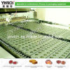 Complete PLC Servo-Control Hard Candy Depositing Line (GD1200)