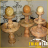 Granite/Marble Stone Fountain for Garden Decoration Material