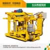 Small Hand Press Brick Machines Egg Laying Type Qt 40-3A India