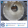 Supply Alumina Ceramic Weldable Tile for Lining Pipe/Lining Bunkers