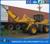 Jieli Wheel Loader with Hydraulic Breaker for Construction Site