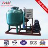 20-100 Microns Centre Air Condition Water System Sand Filter