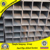 Q235 Q345b Black Square Steel Tube with Anti-Rust Oil Covered