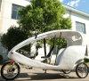 Brand New Electric Rickshaw Similar to German Velo Taxi (DCQ500DQZK)