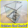 Home Stair 304 Stainless Steel Indoor Tempered Glass Railing