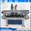 Wood Carving Milling Double Spindle CNC Router Machine for Wood