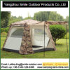 4 Person Waterproof Market Modern Square Camouflage Family Camping Tent