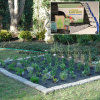 PP Woven Fabric Control Weed Mat, PP Woven Fabric Control Weed Mat, Woven Weed Control