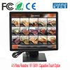 "15"" Touch Screen Monitor with Customer Display for POS"