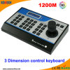 3 Dimension CCTV High Speed Dome PTZ Control Keyboard