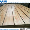 High Quality Wood Grain Face Slatwall/ Slotted MDF Board