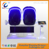 360 Degree Electric Platform 2 Seats 9d Vr Egg Cinema with Good Price