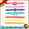 Unique Silicone Hollow Bracelet Wristband for Gifts (TH-6971)