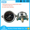 40mm 3 Bar Liquid Oil Pressure Gauge with Clamp