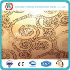 Designed Art Glass Decorative Glass with ISO Ce