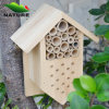 Outdoor White Wood Bee House for Selling