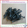 C1022 Steel Hardend Yellow Zinc Plated Dry Wall Screws