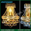 Dignified and Magnanimous Beautiful Crystal Wall Sconce