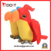 Custom Made Plush Toy Colorful Parrot Plush Toy