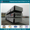 High Quality 3 Axle Fence Semi Trailer for Sale
