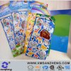 Pantone Solid Coated Sticky Chemical Resistant Kid′s Cartoon Animal Stickers