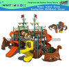 Large Outdoor Adventure Pirate Ship Playground Equipment (A-04901)