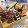 Very Convenience Removable Small Jaw Crusher with Engine for Sale