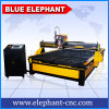 Blue Elephant Cheap CNC Plasma and Flame Sheet Metal Cutting Machine for Stainless Steel Hard Metal