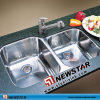 Undermount Kitchen Stainless Steel Sink, Kitchen Basin
