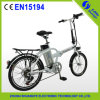 2015 Flexible Folding Bike with Carbon Bike Frame and Battery A3-Am20