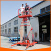 10-14m Self-Propelled Aluminum Lift Table for Warehouse