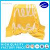 100% Cotton Beautiful Pattern Yarn Dyed Jacquard Velour Beach Towel