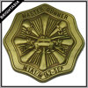 Custom Zinc Alloy Metal Coin for Souvenir (BYH-10301)