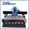 Double Spindles Atc Wood Engraving Machine