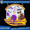 Customized Die Casting Alloy Metal Medal for Souvenir