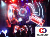 Flexible LED Curtain Display for Stage, Live Concert and Decoration