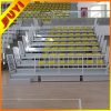 Jy-706 Used Collapsible Hot Selling Outdoor Aluminum 2015 Best Retractable Seating System Portable Bleachers for Sale