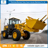 Chinese Hot Wholesale Front End Wheel Loader with Wood Grapple