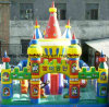 Kids Playing Inflatable Sports Games Customized Outdoor Funland (FC-004)