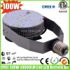UL Meanwell Driver CREE Chip 130lm/W Solar LED Street Light with CE RoHS ETL Approved