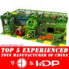 Hottest Selling for Children Soft Indoor Playground Equipment Jungle Gym Style