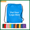 Promotion Durable Polyester Drawstring Backpack Bags (TP-dB206)