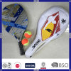 Beach Paddle Tennis Rackets with Customized Cosmetics