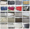 SGS Approved Customized 12mm Thick Sparkle Color Quartz Stone