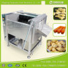 Mstp-80 Ce Approved Brush Type Root Vegetable Washing Peeling Machine (300-500kg/h)